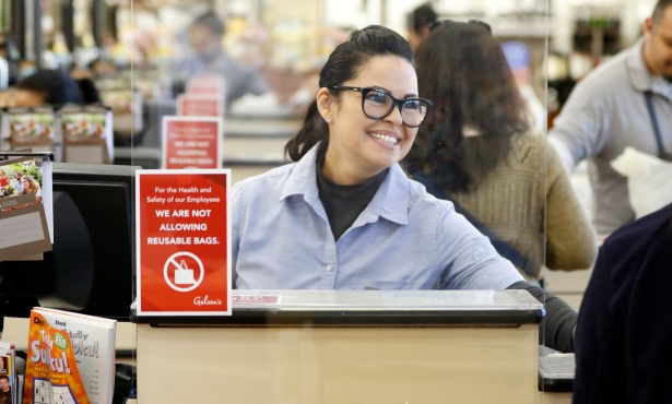 Grocery Store Workers: COVID-19's Unsung Heroes