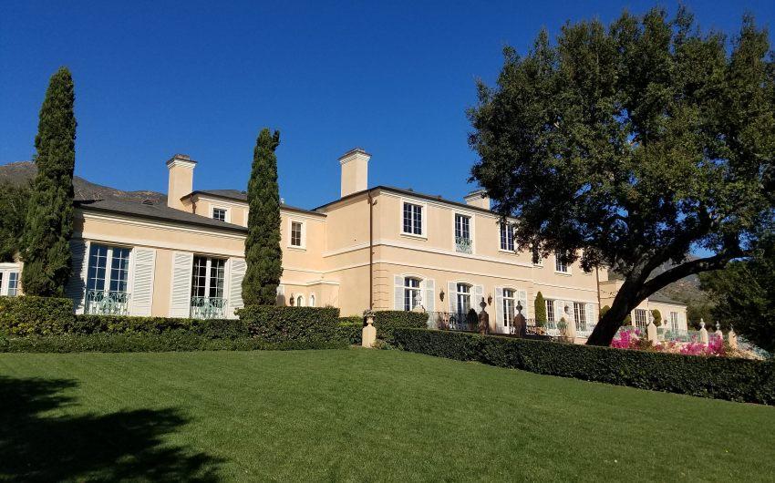 Enchanting French Regency Villa