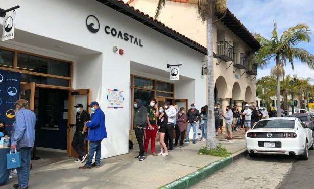Santa Barbara Marks 4/20 in Year One of Retail Cannabis