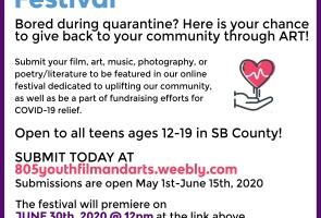 805 Youth Film and Arts Festival