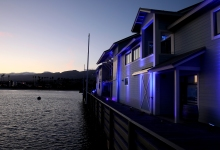 Santa Barbara Joins Global #LightItBlue Movement
