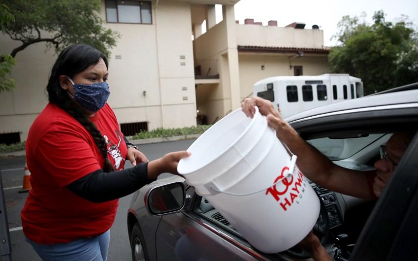Santa Barbara Sewists Reach 36,000 Handmade Masks