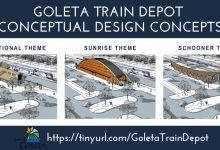 Goleta Solicits Advice on New Train Station