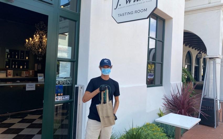 How Santa Barbara County Wineries Are Enduring the Shutdown