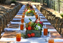 Home Entertaining Tips from Santa Barbara's Premier Party Planner