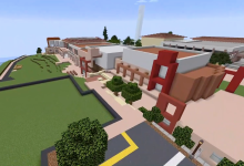 Kept Away by COVID-19, UCSB Students Are Making a Minecraft Campus