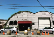 Carr Winery Hosts Food Drive-Thru Fundraiser