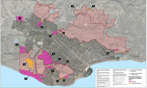 Weigh In on Santa Barbara's Wildfire Protection Plan