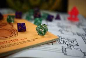 Dungeons & Dragons 101 Workshop