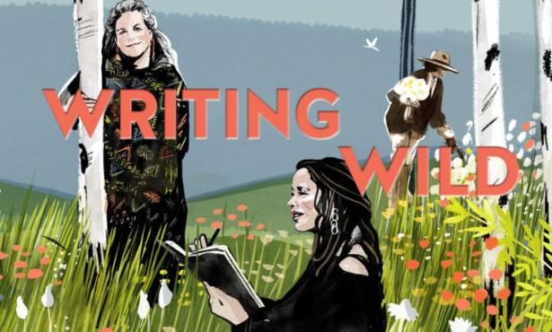 Kathryn Aalto's 'Writing Wild'