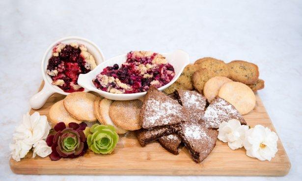 Indulge in Carole Bennett's Divine Desserts