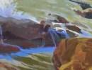 Rocks & Water, Minimalism, Spring abridged.