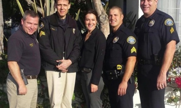 Star Santa Barbara Detective Was Fired for Falsifying Records, Disobeying Orders