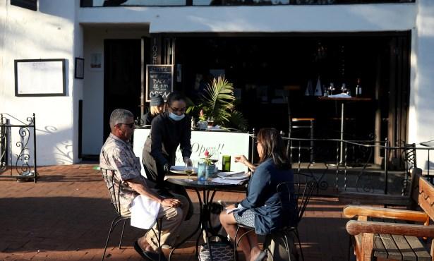 Returning to Santa Barbara Restaurants