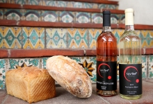 Sevtap Winery Selling Bread, Moving to Santa Barbara