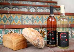 Sevtap Winery Selling Bread, Moving to Santa Barbara