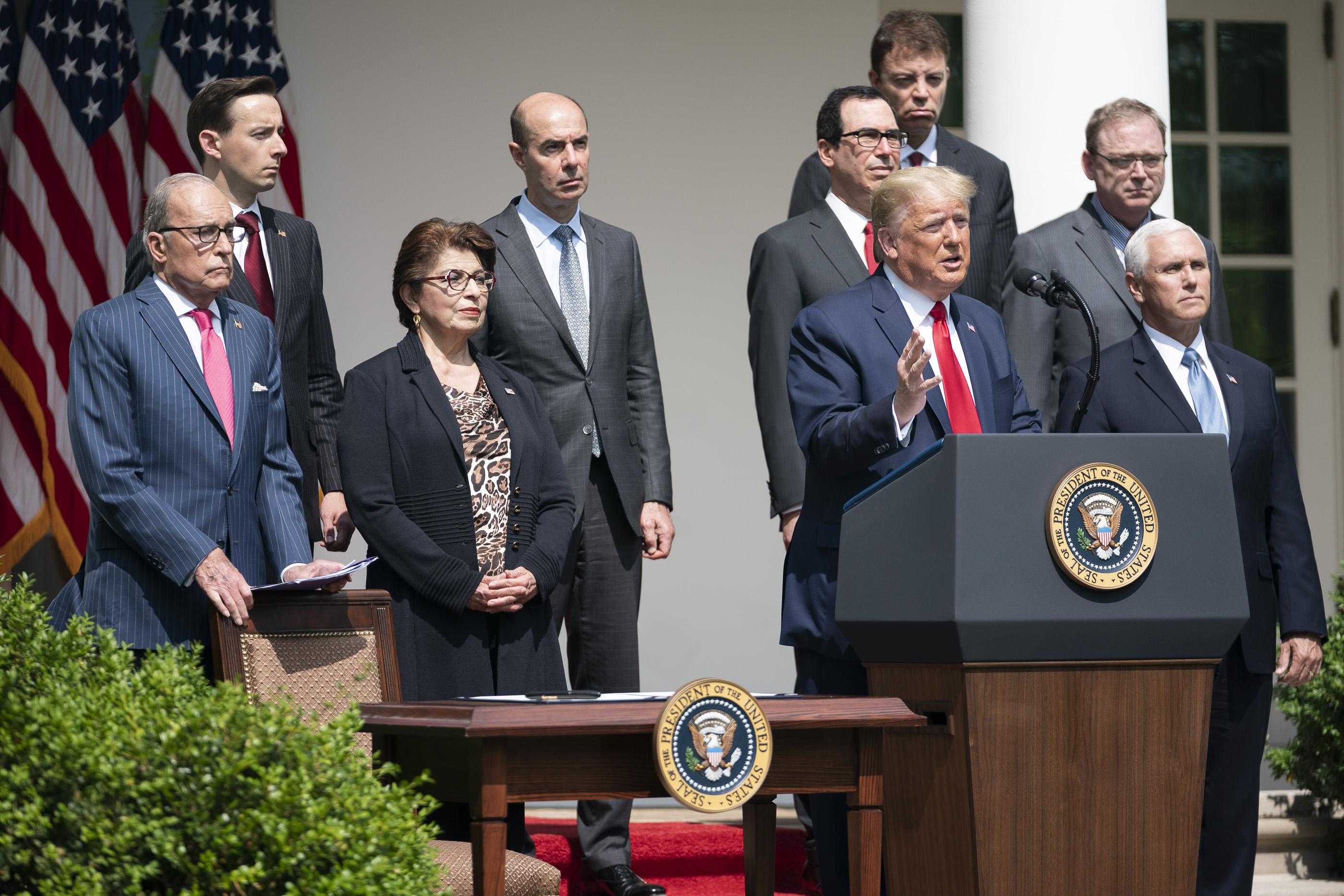 Trump Press Conf