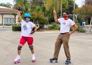 Roller Skating Resurrects '90s-Baby Fantasies