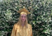 Anna Cable, Graduating Dos Pueblos Senior