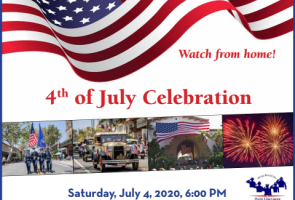 4th of July Celebration with PCVF