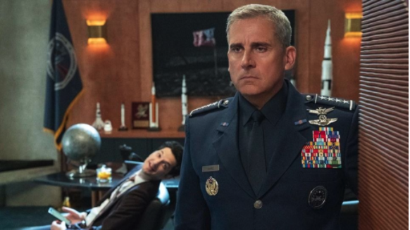 Steve Carell Space Force
