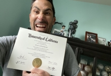Gaucho and Former Major Leaguer Ryan Spilborghs Earns Degree 18 Years After Leaving Campus