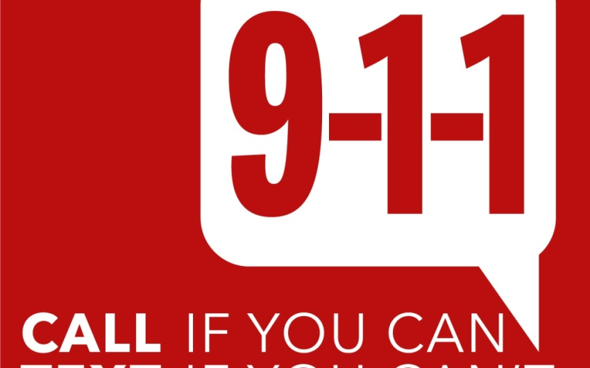 Emergency Texts Can Be Sent to 9-1-1