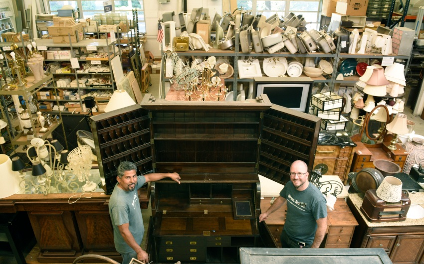 Habitat for Humanity's Goleta ReStore Holds Clearance Sale Before Its Closure