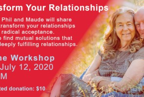 Transform Your Relationships