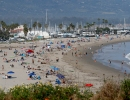 Poodle Worries Opening Santa Barbara Beaches Means Mask-less Hordes Downtown