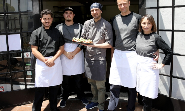 Roman-Style Pizza Hits Santa Barbara