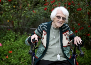Ettna 'Honey' Miller Ages with Grace and Humor