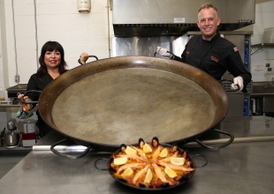 S.B. Paella Catering Brings Spain to Santa Barbara