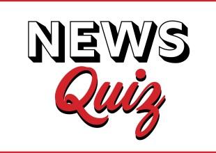 Weekly News Quiz: 12/26 – 1/1!