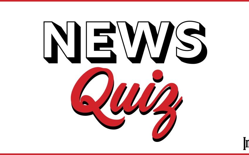 Weekly News Quiz: 1/16 – 1/22!