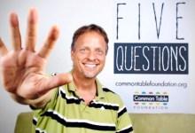 Five Questions: Spencer Barnitz