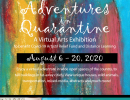 "Virtual Arts Market ""Adventures in Quarantine"""