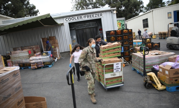 Photo Essay: The Foodbank of S.B. County
