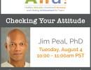 Checking Your Attitude