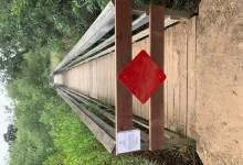 Lake Los Carneros Footbridge Closed over Public-Safety Concerns