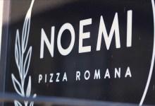 Inside Noemi Pizza Romana