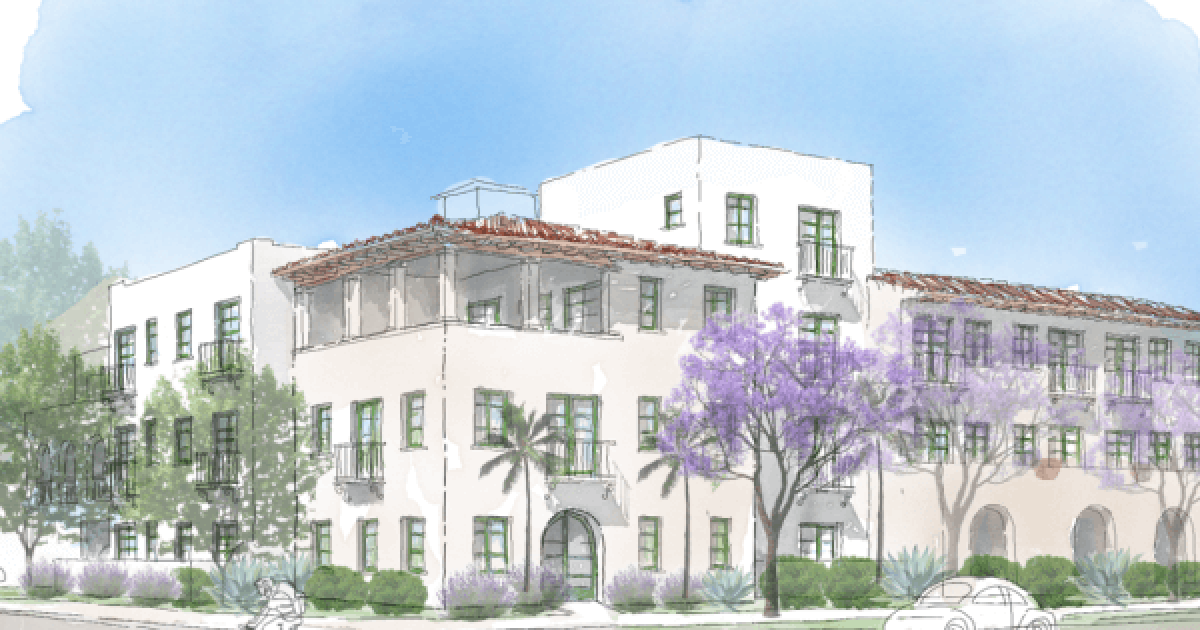 Santa Barbara Housing Authority Pitches 103 Units of ...