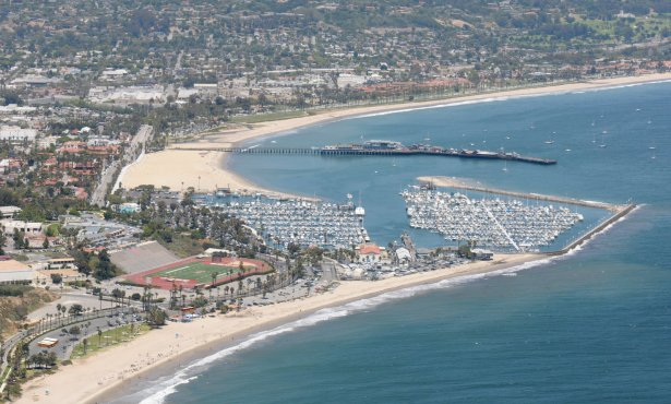 City of Santa Barbara Closes Beach Parking