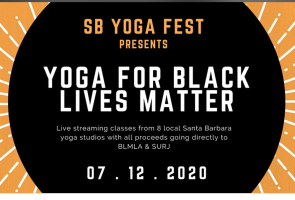 SB Yoga Fest- Benefit for Black Lives Matter
