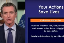 Governor Orders Santa Barbara County Schools to Remain Closed
