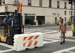 Santa Barbara Motorists Navigate Unusual New Traffic Patterns