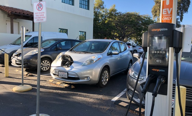 Santa Barbara County Establishes Electric Vehicle Charging Fees