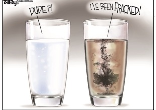 COVID Should Not Be Cover for Fracking Permits