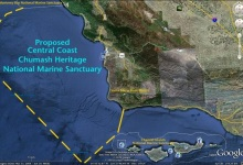 Chumash Heritage Marine Sanctuary Revival Attempt