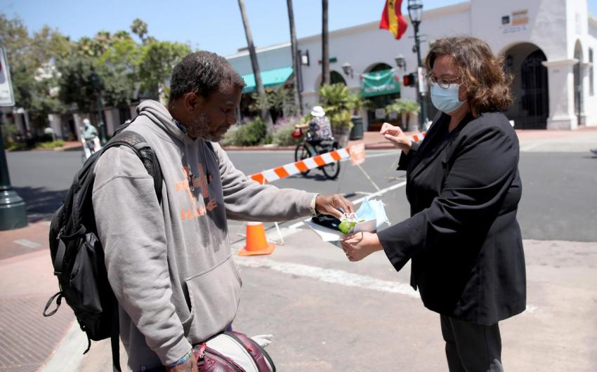 Santa Barbara City Council Votes for Mask Enforcement — Sort Of